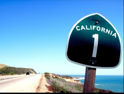 A road to California