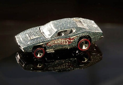 The most expensive car from Hot Wheels